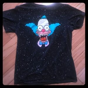 Tops - Krusty the Clown shirt